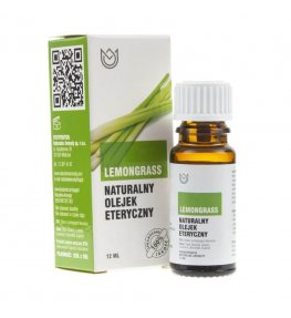 Naturalne Aromaty olejek eteryczny naturalny Lemongrass - 12 ml