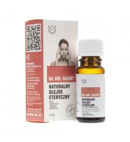 Naturalne Aromaty olejek eteryczny Na ból głowy - 12 ml