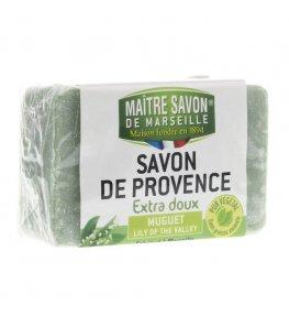 Mydło marsylskie konwaliowe 100 g - Maître Savon