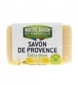 Mydło marsylskie wanilia 100 g - Maître Savon