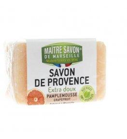 Mydło marsylskie grejpfrut 100 g - Maître Savon