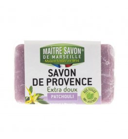 Mydło marsylskie paczula 100 g - Maître Savon
