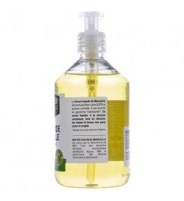Mydło marsylskie w płynie cytrynowe 500 ml - Maître Savon