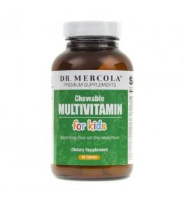 Dr Mercola Multiwitaminy dla dzieci (for kids) - 60 tabletek