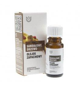Naturalne Aromaty olejek zapachowy Drzewo Sandałowe - 12 ml