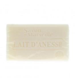 Mydło marsylskie ośle mleko 100 g - Le Chatelard 1802