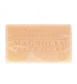 Mydło marsylskie magnolia kwiat herbaty 100 g - Le Chatelard