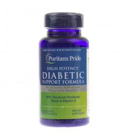 Puritan's Pride Diabetyk Formuła - 60 tabletek