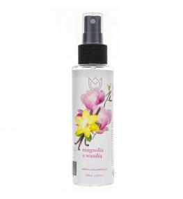 Naturalne Aromaty odświeżacz powietrza Magnolia z wanilią - 100 ml