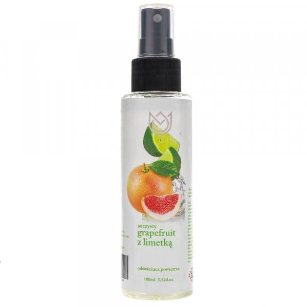 Naturalne Aromaty odświeżacz powietrza Grapefruit z limetką - 100 ml