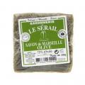 Le Serail mydło marsylskie oliwa z oliwek - 300 g
