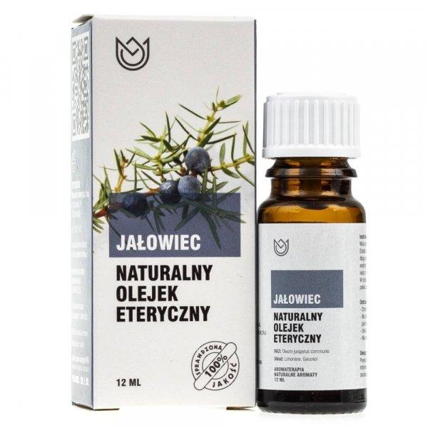 Naturalne Aromaty olejek eteryczny Jałowiec - 12 ml