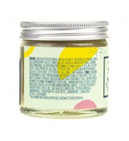 Dezodorant w kremie cytrusowo-ziołowy - Cztery Szpaki
