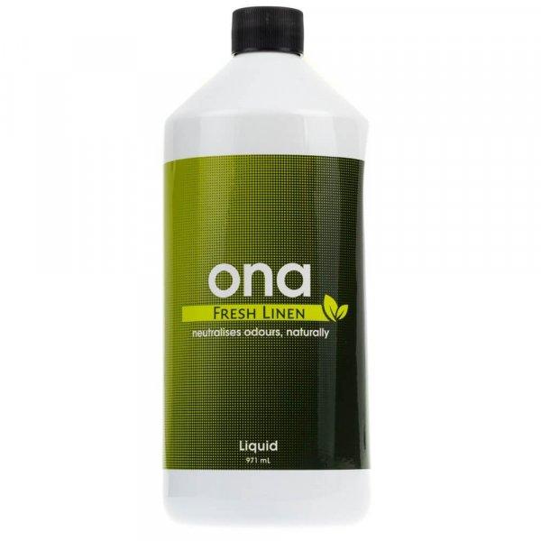 ONA płyn Fresh Linen neutralizator zapachów - 1 L