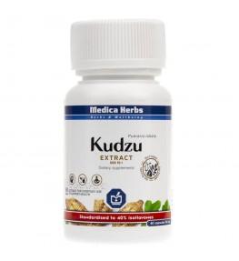 Medica Herbs Kudzu Ekstrakt 550 mg - 60 kapsułek