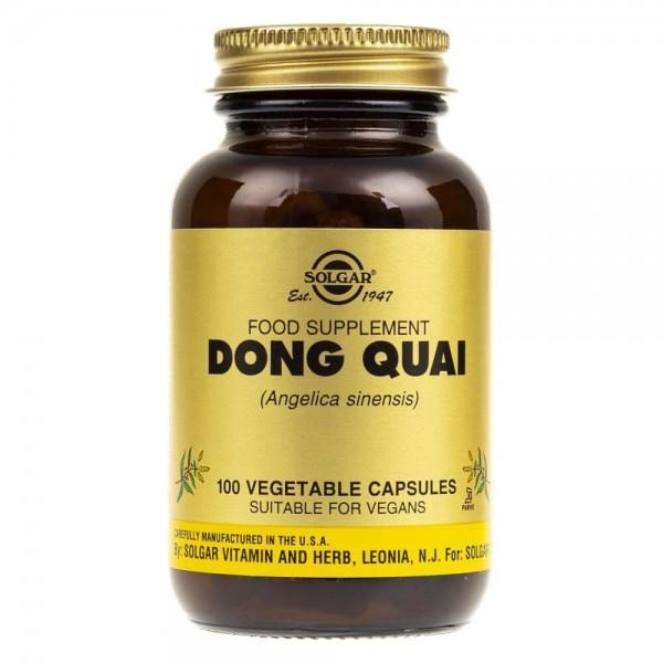Solgar Dong Quai - 100 kapsułek