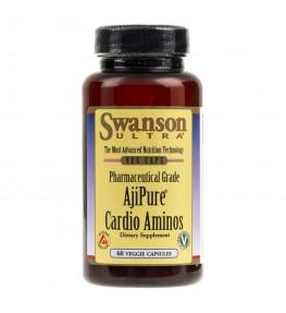Swanson AjiPure Cardio Aminos - 60 kapsułek