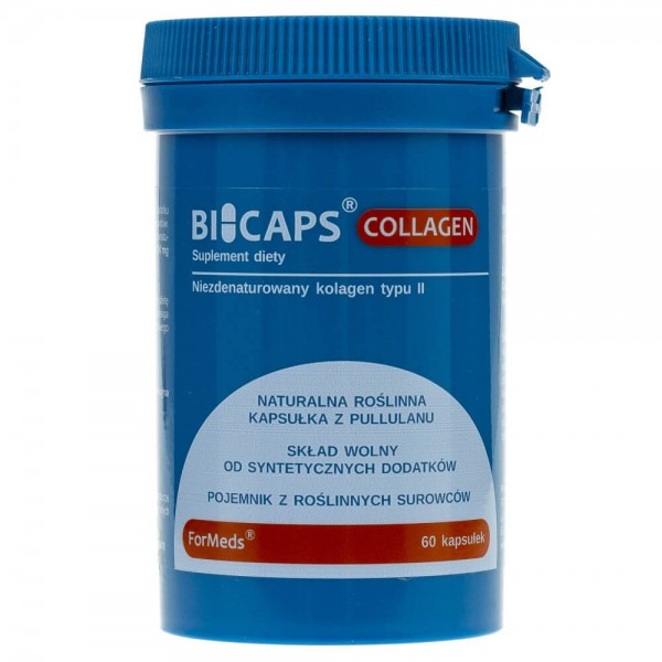 Formeds Bicaps Collagen - 60 kapsułek