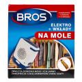 Bros Elektro + Wkłady na mole (2 wkłady + baterie)