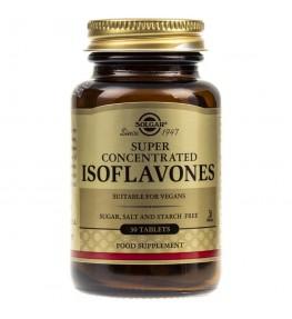 Solgar Izoflawony Sojowe - 30 tabletek