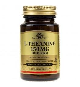 Solgar L-Teanina 150 mg - 30 kapsułek
