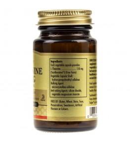 Solgar L-Teanina 150 mg - 60 kapsułek