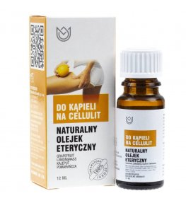 Naturalne Aromaty olejek eteryczny Do kąpieli na cellulit - 12 ml