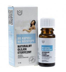 Naturalne Aromaty olejek eteryczny Do kąpieli na rozstępy - 12 ml