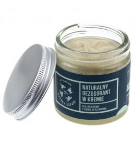 Dezodorant w kremie bezzapachowy 60 ml - Cztery Szpaki