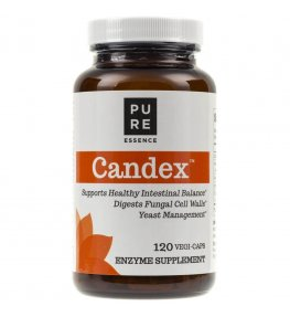 Pure Essence Labs Candex - 120 kapsułek