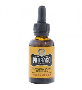 Proraso olejek do brody Wood & Spice - 30 ml
