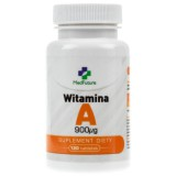 MedFuture Witamina A 900 µg - 120 tabletek