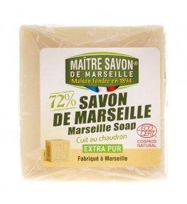 Mydło marsylskie naturalne 500 g - Maître Savon