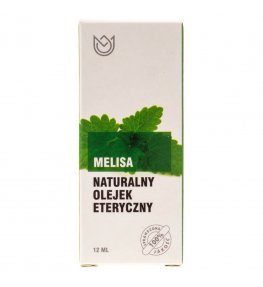 Naturalne Aromaty olejek eteryczny Melisa - 12 ml