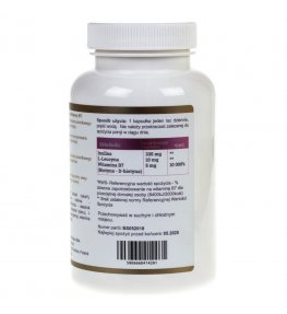 Progress Labs Biotyna Witamina B7 (H) 5000 µg - 120 kapsułek