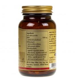 Solgar MSM 1000 mg - 60 tabletek