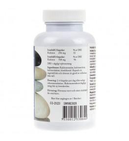 Holistic Kalcium (Wapń) 128 mg - 100 kapsułek