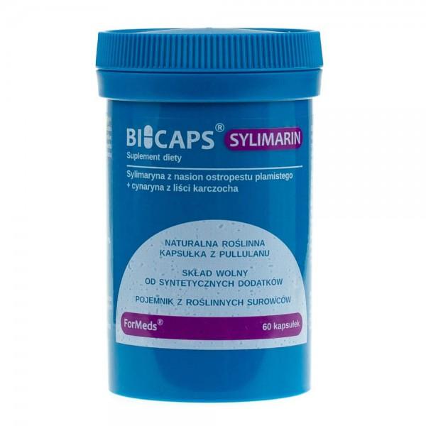 Formeds Bicaps Sylimarin - 60 kapsułek