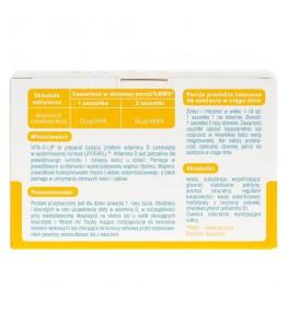 Vita-D-Lip liposomalna witamina D 1000 IU - 30 saszetek