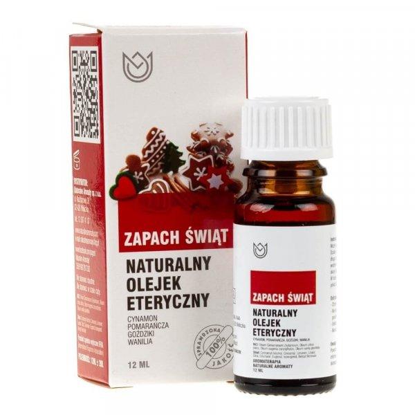 Naturalne Aromaty olejek eteryczny Zapach Świąt - 12 ml