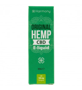 Harmony Original Hemp 1% CBD E-liquid 100 mg - 10 ml
