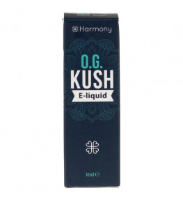 Harmony O. G. KUSH 3% CBD E-liquid 300 mg - 10 ml