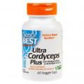 Doctor's Best Ultra Cordyceps Plus - 60 kapsułek