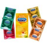 Durex prezerwatywy Taste Me - 12 sztuk