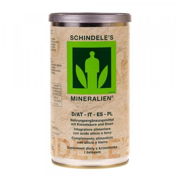 Minerały Schindele's - 400 g