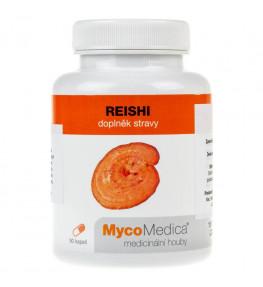 MycoMedica Reishi w optymalnym stężeniu - 90 kapsułek