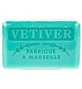 Mydło marsylskie Wetiwer 125 g - Foufour
