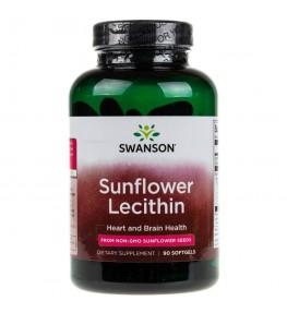Swanson Lecytyna słonecznikowa - 90 kapsułek