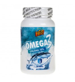 This is Bio Omega 3 EPA / DHA 70% - 60 kapsułek