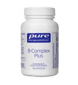 Pure Encapsulations B-Complex Plus - 120 kapsułek